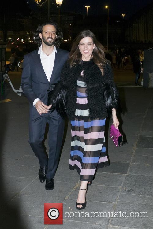 'Harper Bazaar' party in Madrid