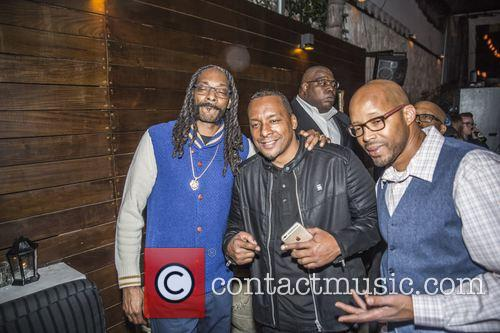 Snoop Lion, Snoop Dogg, Deon Taylor and Warren G 1