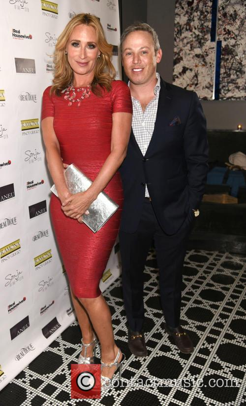 Sonja Morgan and Michael Lorber 1