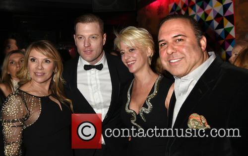 Ramona Singer, Robert Wayne, Dorinda Medley and John Mahdessian 1