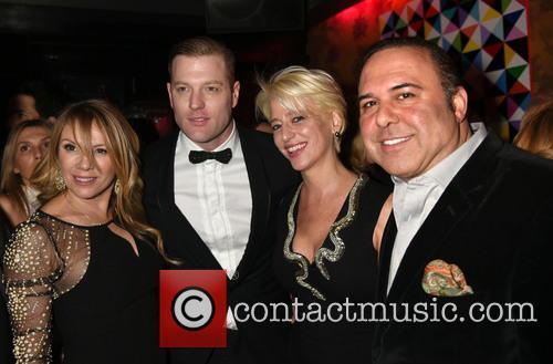 Ramona Singer, Robert Wayne, Dorinda Medley and John Mahdessian 2
