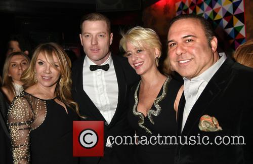 Ramona Singer, Robert Wayne, Dorinda Medley and John Mahdessian 3