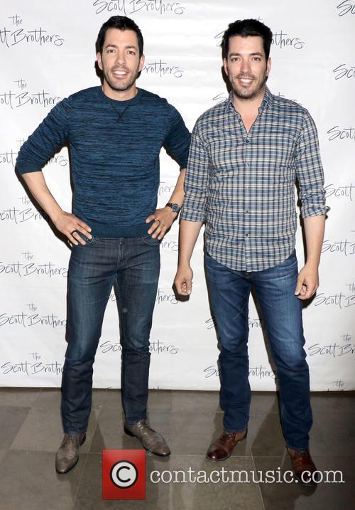Drew Scott and Jonathan Scott 1