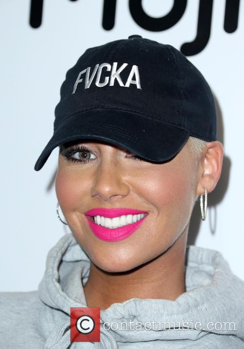 Amber Rose hosts a Takeover event at Dave...
