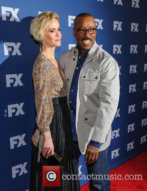 Sarah Paulson and Courtney B. Vance 3