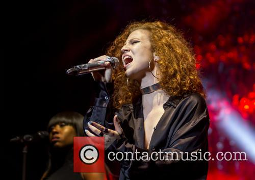 Jess Glynne performing at Manchester O2 Apollo