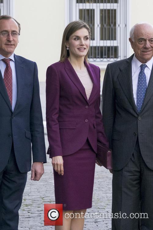 Spain's Queen Letizia 2