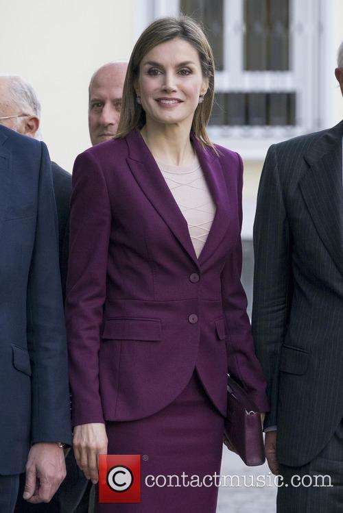 Spain's Queen Letizia 3