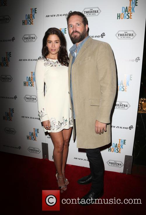 Mercedes Masohn and David Denman 7