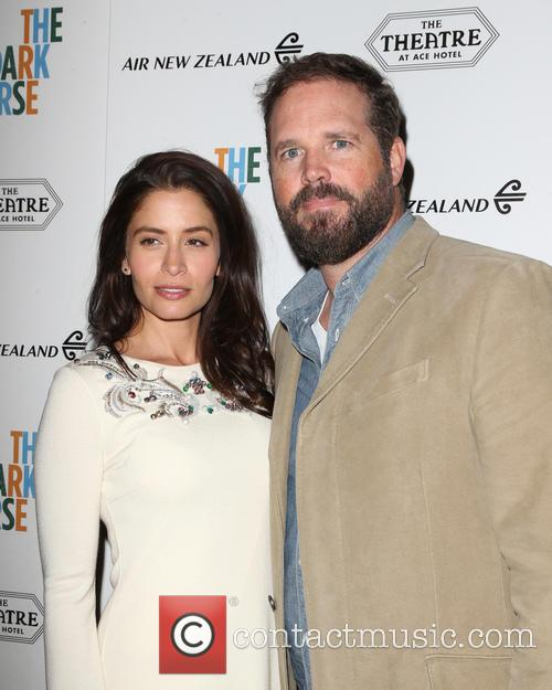 Mercedes Masohn and David Denman 9