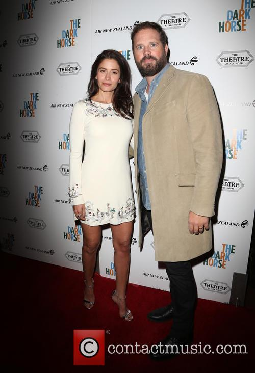 Mercedes Masohn and David Denman 10
