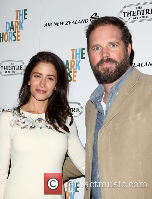 Mercedes Masohn and David Denman 11