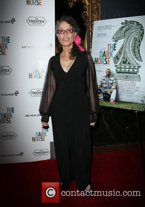 Premiere of Broad Green Pictures' 'The Dark Horse'...