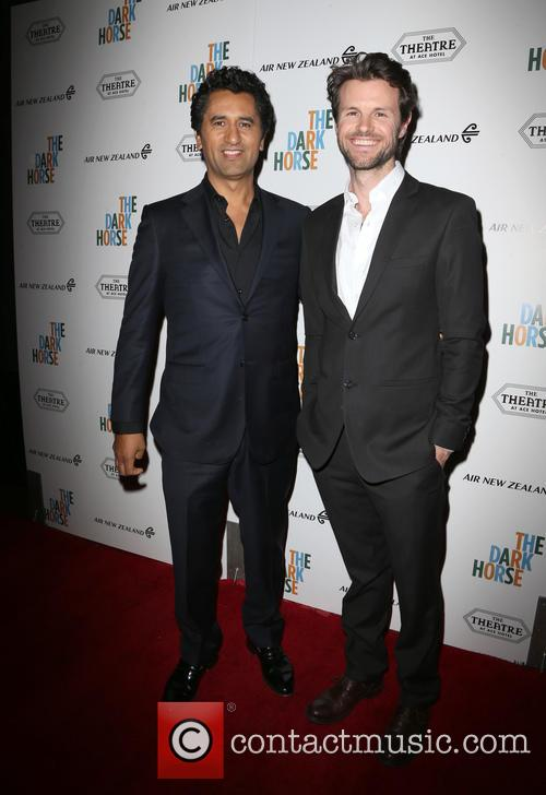 Cliff Curtis and James Napier Robertson 3
