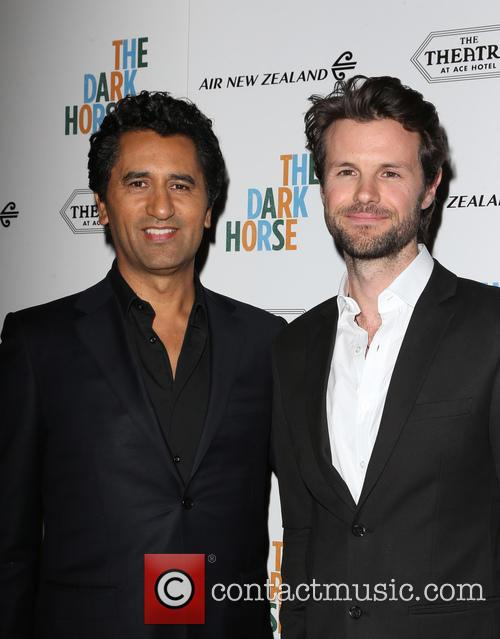 Cliff Curtis and James Napier Robertson 7