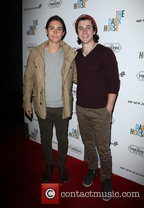Lorenzo Henrie and David Henrie 6