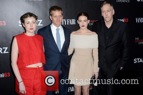 Kate Lyn Sheil, Paul Sparks, Riley Keough and Lodge Kerrigan 6