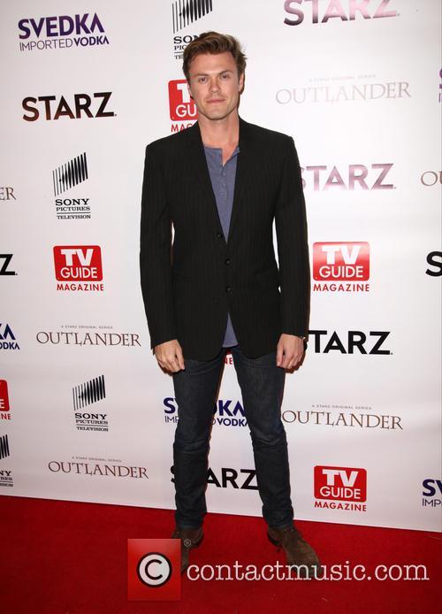 TV Guide Magazine and STARZ Celebrate OUTLANDER