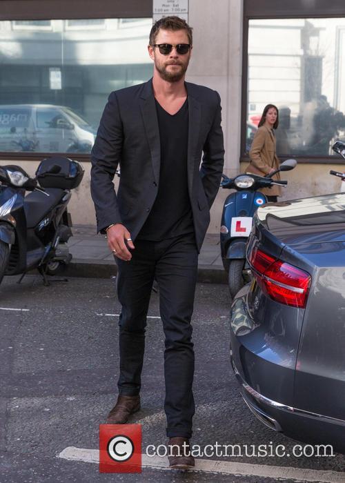 Chris Hemsworth 10