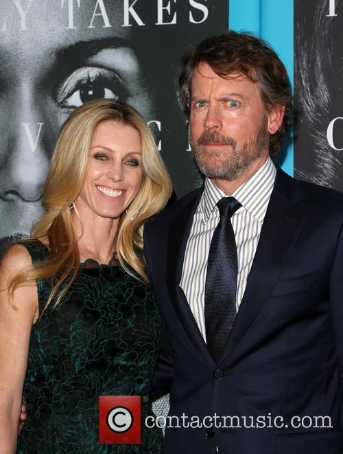 Helen Labdon and Greg Kinnear 2