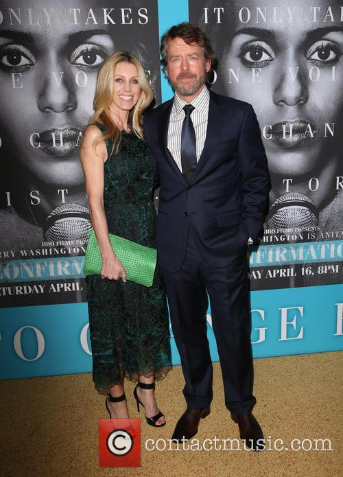 Helen Labdon and Greg Kinnear 4