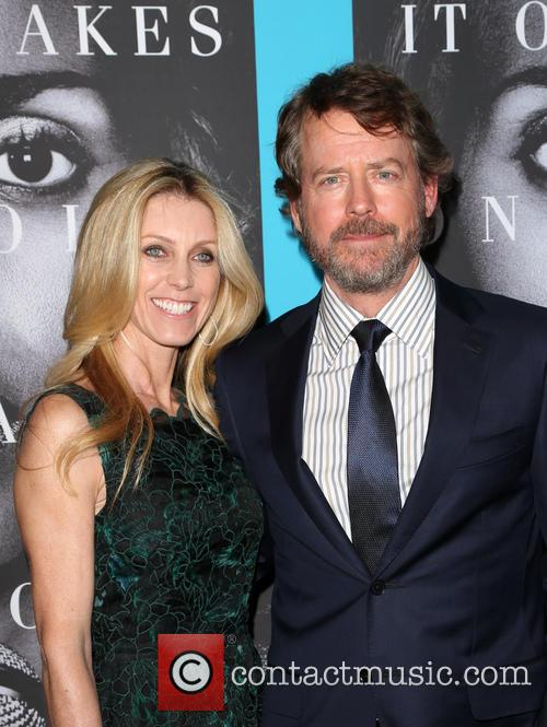 Helen Labdon and Greg Kinnear 5