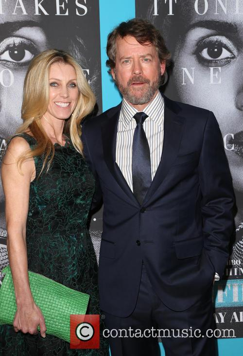 Helen Labdon and Greg Kinnear 6