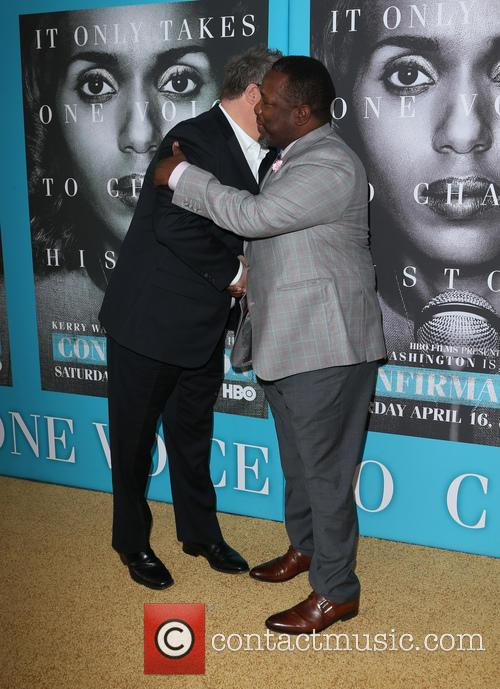 Eric Stonestreet and Wendell Pierce 1