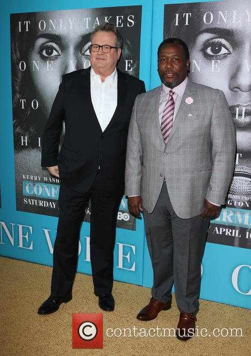 Eric Stonestreet and Wendell Pierce 2