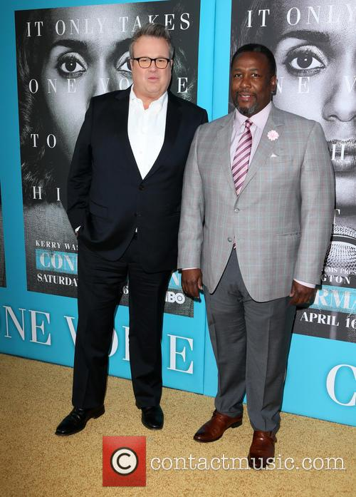 Eric Stonestreet and Wendell Pierce 4