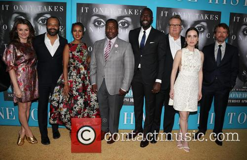 Alison Wright, Jeffrey Wright, Kerry Washington, Wendell Pierce, Rick Famuyiwa, Eric Stonestreet, Zoe Lister-jones and Greg Kinnear