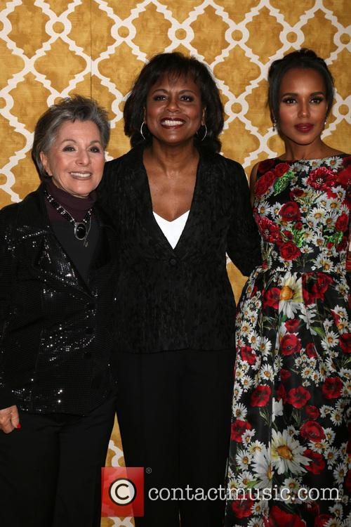 Barbara Boxer, Anita Hill and Kerry Washington 1