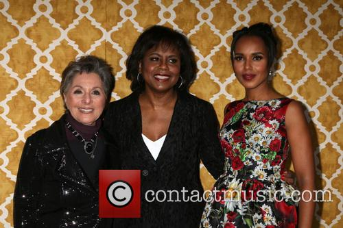 Barbara Boxer, Anita Hill and Kerry Washington 2