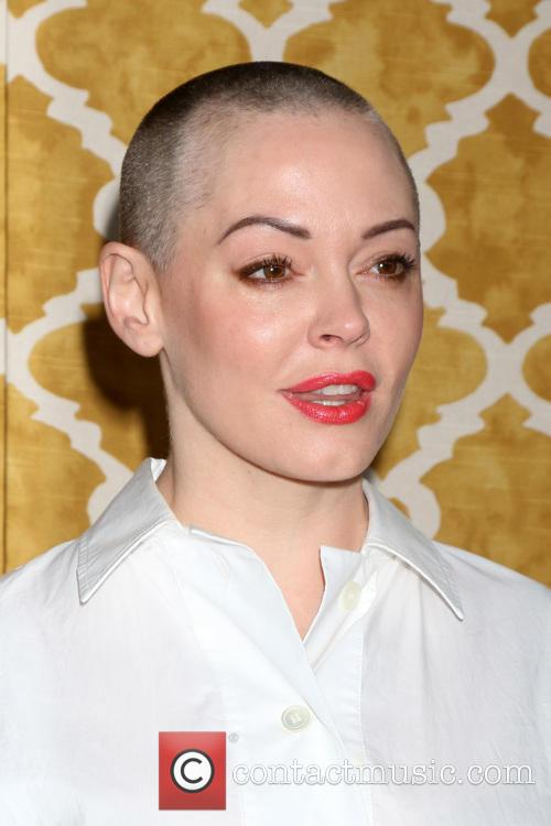 Rose McGowan made a huge public appearance this week