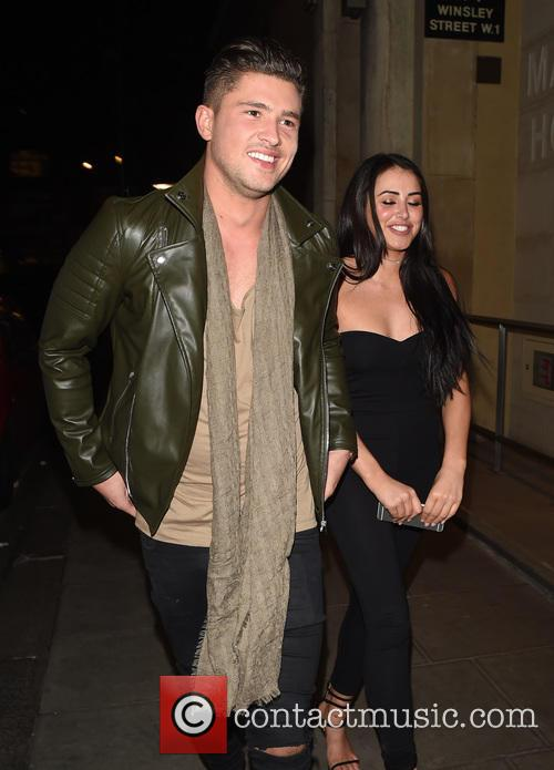 Marnie Simpson and Jordan Davies 2