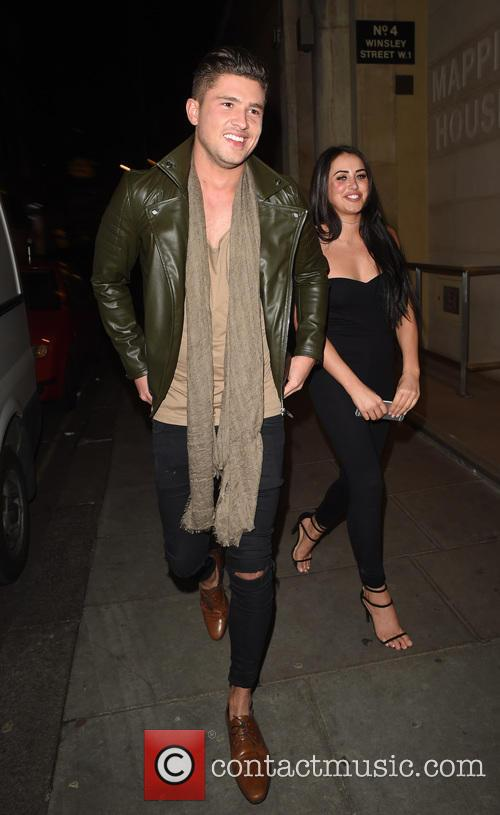 Marnie Simpson and Jordan Davies 4