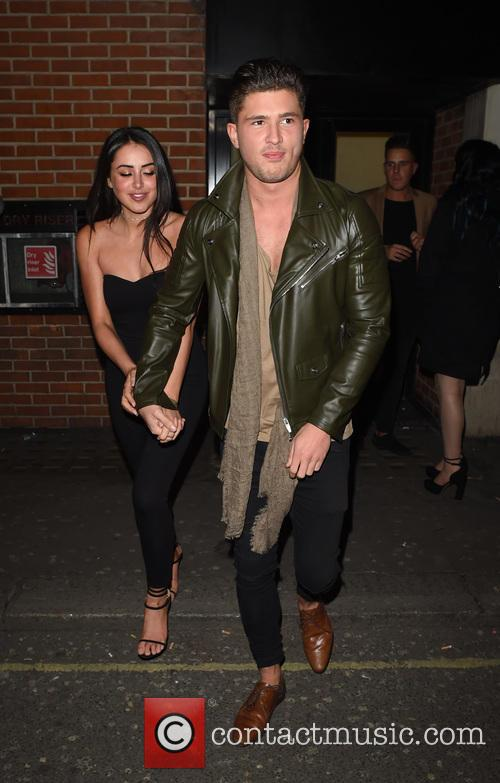 Marnie Simpson and Jordan Davies 6