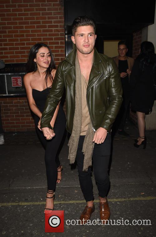 Marnie Simpson and Jordan Davies 7