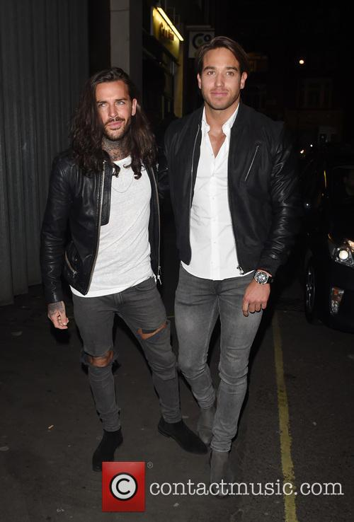 Peter Wicks and James Locke 1