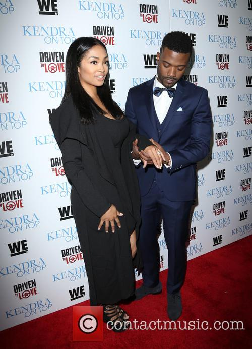 Princess Love and Ray J 1