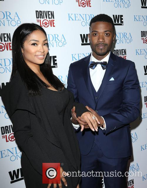 Princess Love and Ray J 3