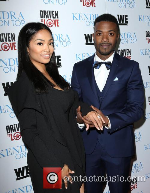 Princess Love and Ray J 4