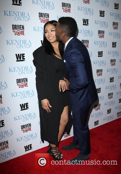 Princess Love and Ray J 9