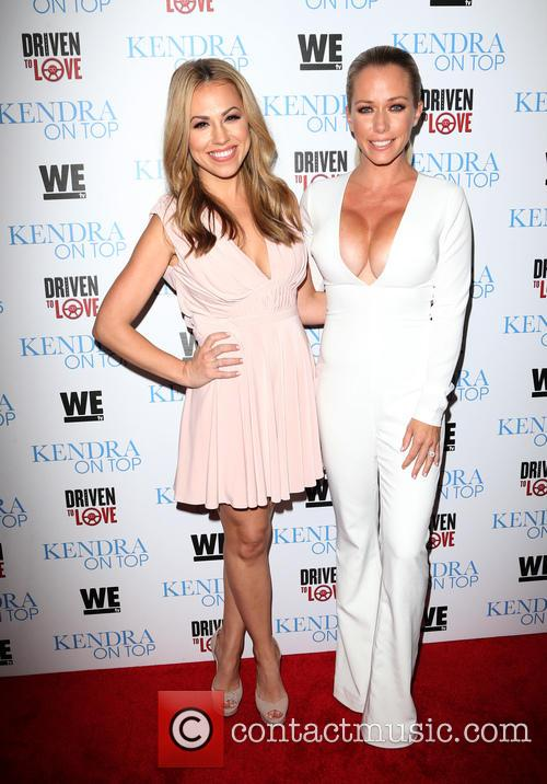 Jessica Hall and Kendra Wilkinson 1