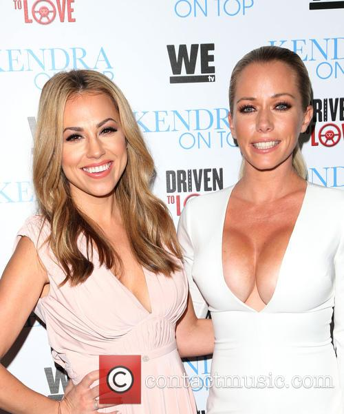 Jessica Hall and Kendra Wilkinson 2