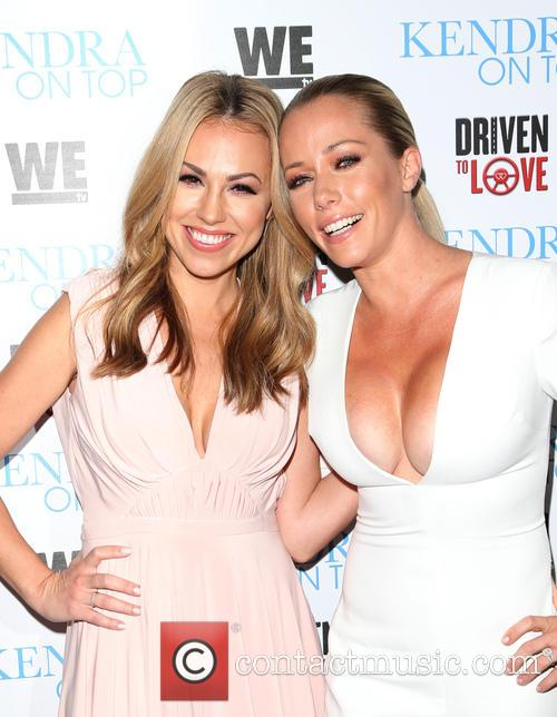 Jessica Hall and Kendra Wilkinson 10