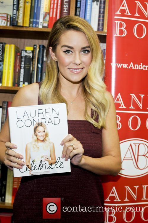 Lauren Conrad signs copies of 'Celebrate'