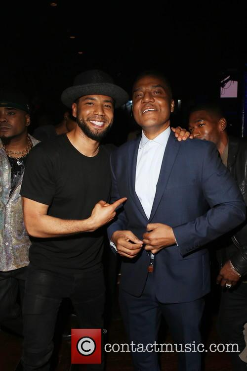 Jussie Smollett and Frank Gatson 1