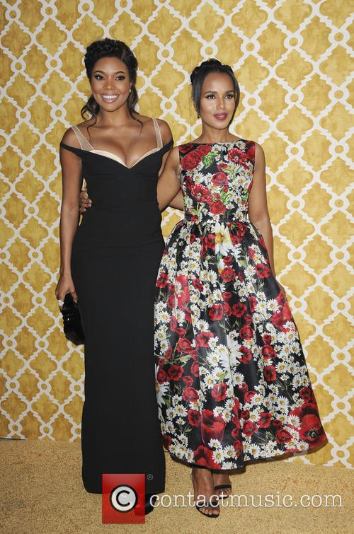 Gabrielle Union and Kerry Washington 2