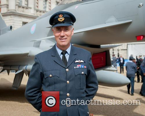 Guards, Andy Green, Raf Fighter Pilot and World Land Speed Record Holder. 4